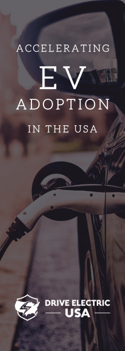 """""""Accelerating EV adoption in the USA"""", Electric vehicle charger"""